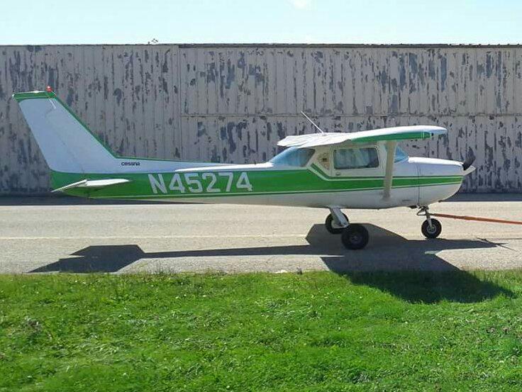 AZOCFII: Cessna 150 Commuter N45274